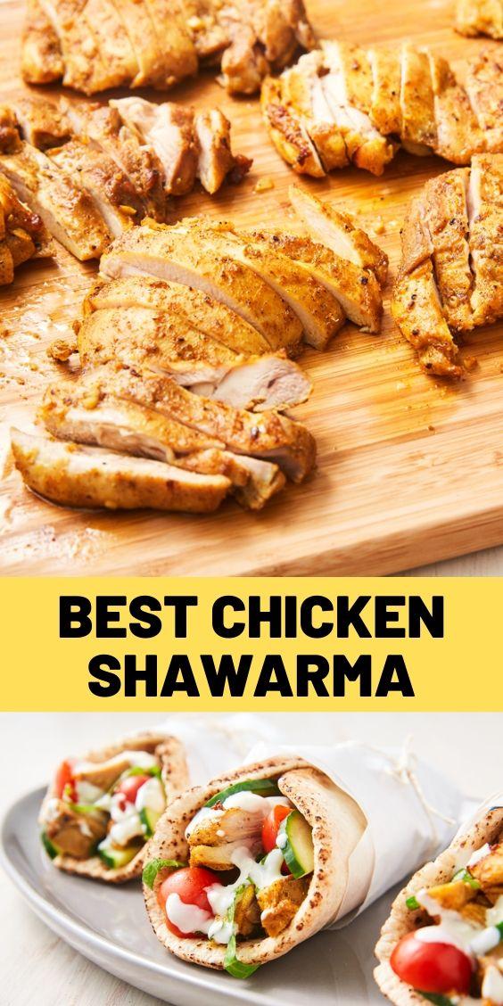 Best Chicken Shawarma Recipe