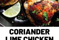 Coriander Lime Chicken