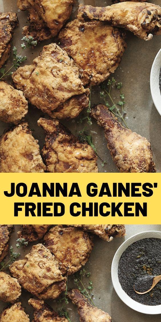 Joanna Gaines' Fried Chicken