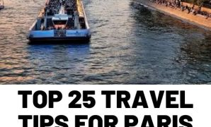Top 25 Travel Tips for Paris