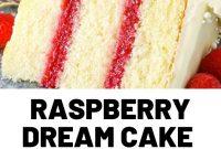Raspberry Dream Cake