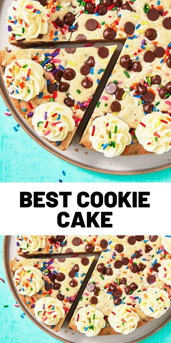 Best Cookie Cake