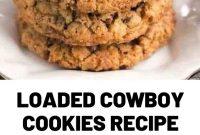 Loaded Cowboy Cookies Recipe